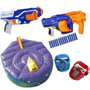 Nerf Party w/ maze ages 6 & up