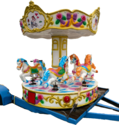 Magical Merry Go Round  2 hour Rental w/ attendant