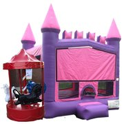 Pink Kiddie Carousel Bundle 4 hr rental