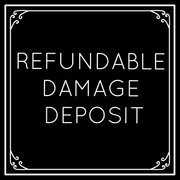 Refundable Damage deposit