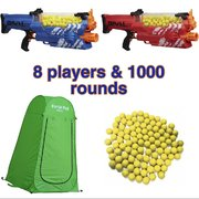 Nerf Party ages 10 & up