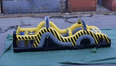 40ft Toxic Extreme Obstacle Course