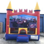 Blaze Castle Bounce House