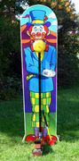 8ft Tall Kiddie Striker Game