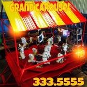 Grand Carousel 4 hr rental
