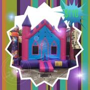 Lg Pink Castle 15x15 Ultimate