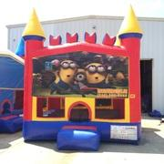 Minions Despicable Me Castle Bounce House