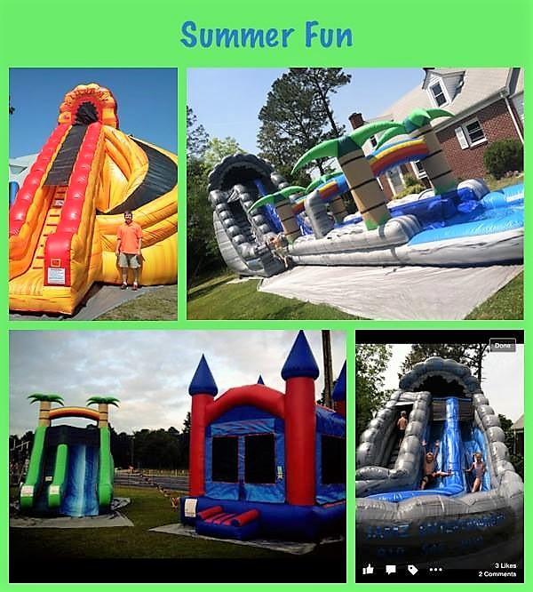Inflatable Slide Rental Jacksonville Fl: Kid Jamz Entertainment LLC