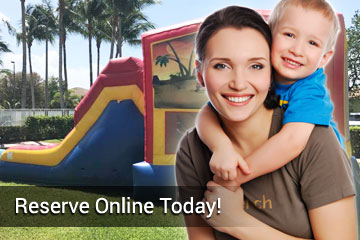 Bounce House Party Rentals KidsBounce4Funcom Palm Beach FL