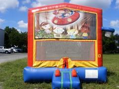 Little Einsteins Bounce House