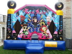 Regular - Bounce - Houses                              $135