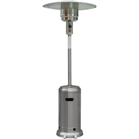 Patio-Heater-Propane-Stainless-Steel