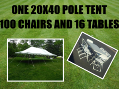 Hot Deal 1  With Tables and Chairs