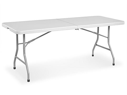 8-Foot-White-Rectangular-Table