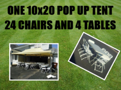 Hot Deal 2   With Tables and Chairs