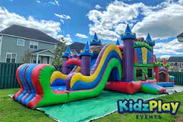 bounce houses Garden City GA