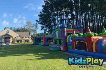 Inflatable rentals Hilton Head Island SCGA