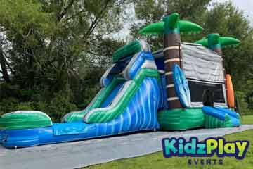 water slide rental Garden City GA