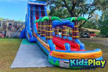 water slide rentals Garden City GA