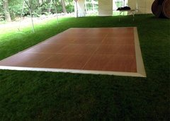 Dance Floor and Staging