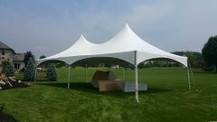 20x40 Frame High Peak Tent