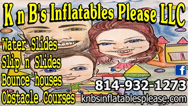 K n bs inflatables please llc