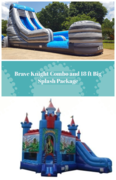 Brave Knight Combo (Dry Only) and 18ft big Splash Package