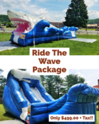 Ride The Wave Package