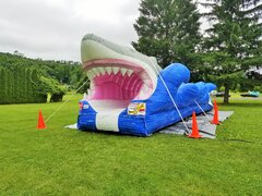 Big Bite Shark Slip n Slide