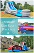 Medium Size Event Package #1
