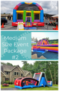 Medium Size Event Package #2