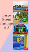 Large Event Package # 3