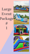 Large Event Package  # 1