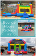 Bounce House Package #2