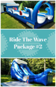 Surf The Wave Package 2