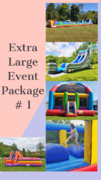 Extra Large Event Package # 1