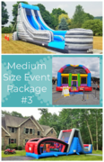 Medium Size Event Package #3