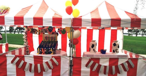 Carnival Booth Rentals Los Angeles