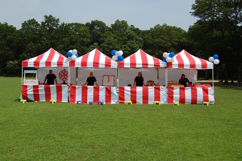 Carnival Pop up Booths Rentals Long Beach | Party Rentals
