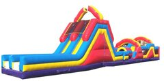 70ft Monster Obstacle Course Rental
