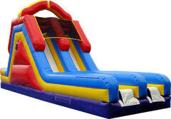 Monster Dual Lane Dry Slide Rental