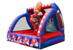 Football Inflatable Game Rental 2 Players