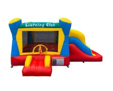 Toddler Learning Bounce House Combo