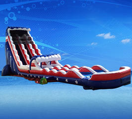 Stars and Stripes Extreme (without Slip/slide) Used Dry