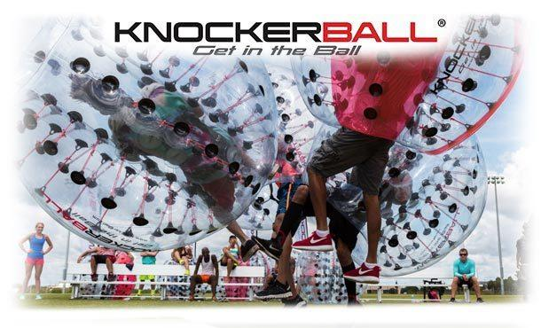 5 vs 5 Knockerballs