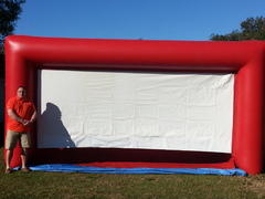 15ft Backyard Movie Screen