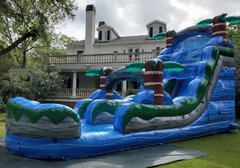 19ft Blue Hurricane