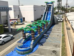 35ft Cascade Slide (Dry)
