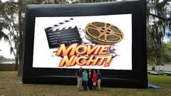 30ft Movie Screen