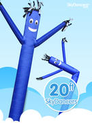 Sky Dancer Blue 20ft